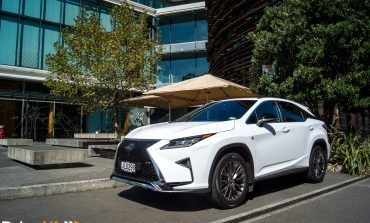 Lexus RX350 F-Sport - Car Review