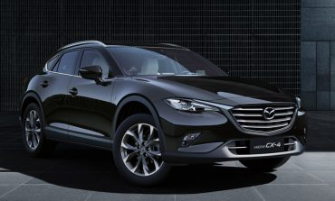 Mazda corners the 'CX' market with the new CX-4