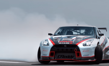 Nissan breaks Guinness World Record with 304.96 km/h drift