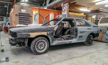 Project Rusty – Rob's Audi UR-Quattro – Part 15: So close to paint!