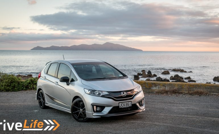 2015 Honda Jazz RS Sport Limited - Car Review