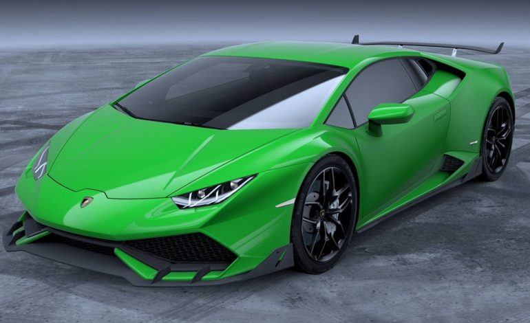 Lamborghini Offers Factory Aero Kit For Huracan
