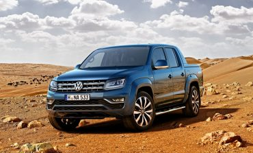 Press Release : Volkswagen Amarok - Announcing A Powerful Six-Cylinder