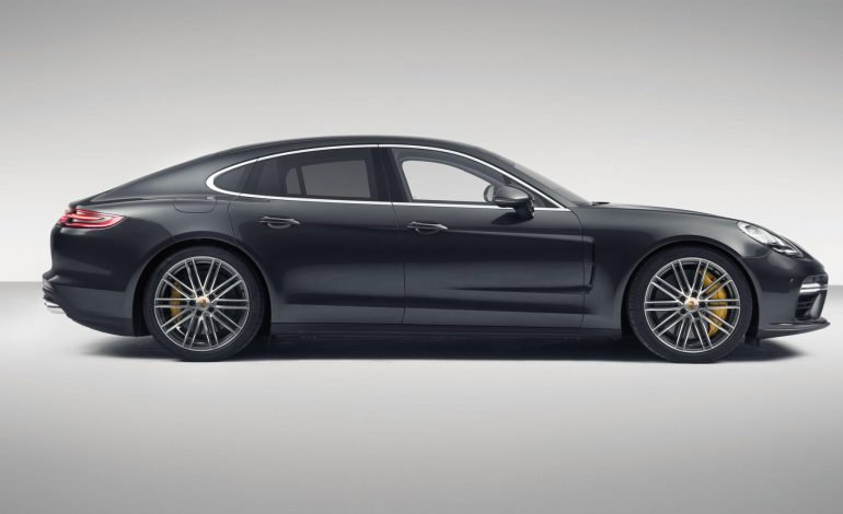 2017 Porsche Panamera Revealed - The Four Door Porsche We All Want