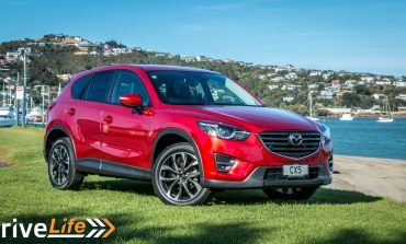2016 Mazda CX-5 Limited - Car Review