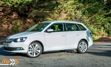 2015 Skoda Fabia Wagon - Car Review - Little Load Lugger