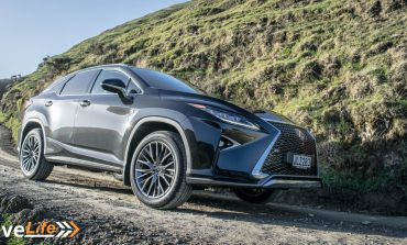 2016 Lexus RX450h F Sport - Car Review - The Perfect SUV For The Modern Kiwi Lifestyle?