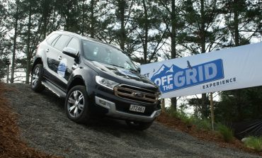 Press Release: Ford Builds A Mountain For Everest At Fieldays