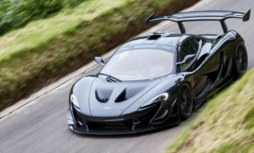 Meet The McLaren P1 LM - A Road Going GTR