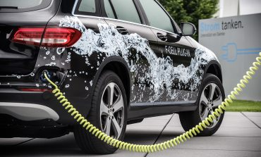 Mercedes-Benz Announces Fuel Cell GLC