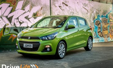 2016 Holden Spark LT - Car Review - A Great First Car?