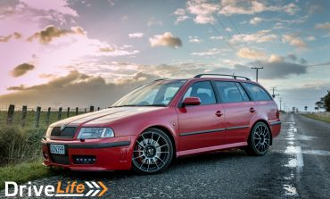 Rob's Skoda Octavia - End of an Era