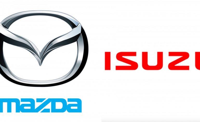 Mazda and Isuzu To Collaborate On New Utes