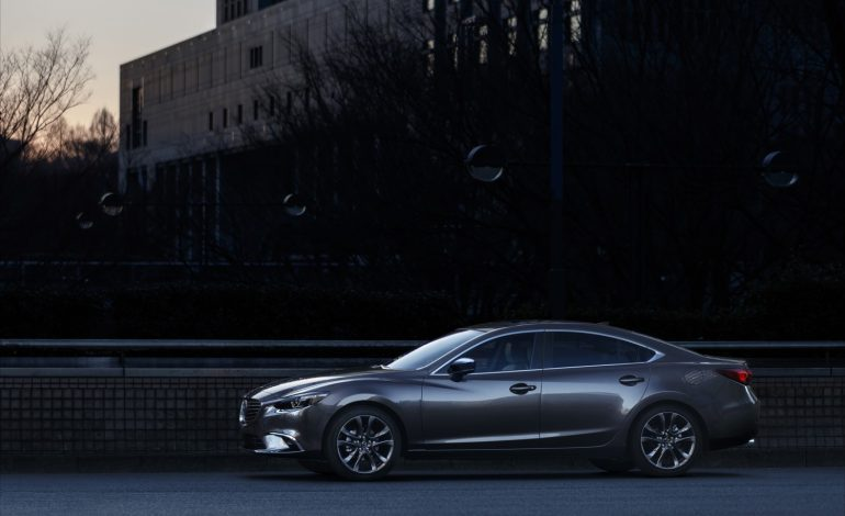 Press Release : New Mazda6 Makes Global Debut