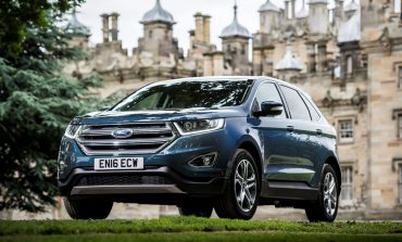 Press Release : Ford Edge To Join Ford New Zealand's Local SUV Line-up