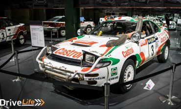 A Petrolhead's Guide To Tokyo - Mega Web History Garage - History of Toyota WRC