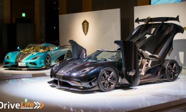 World Premiere of the Japan-Exclusive Koenigsegg Agera RSR