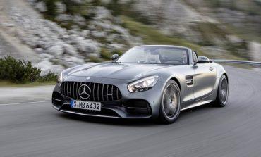Mercedes-AMG GT Roadster Revealed Before Paris Debut