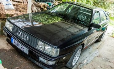 Project Rusty – Rob's Audi UR-Quattro – Part 19: Cleaning the Leather