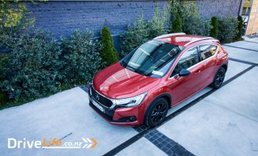 2016 DS4 Crossback - Car Review – cafe cruiser