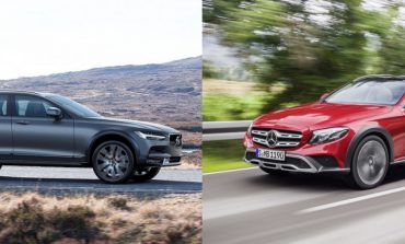 Two New Anti-SUV Wagons From Volvo and Mercedes