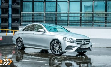 Mercedes Benz E220d - Car Review - Drive or be Driven?