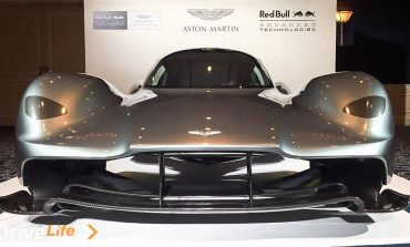 AM-RB001: Tokyo Launch For Aston Martin-Red Bull Hypercar