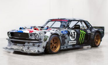 Think Ken Block's Hoonicorn was mental before? Check out Version 2!