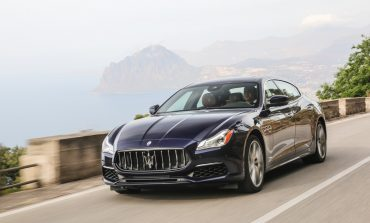 Press release: New Maserati Quattroporte for New Zealand