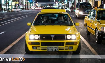 A Petrolhead's Guide To Tokyo – Car Spotting Part 3: Ginza