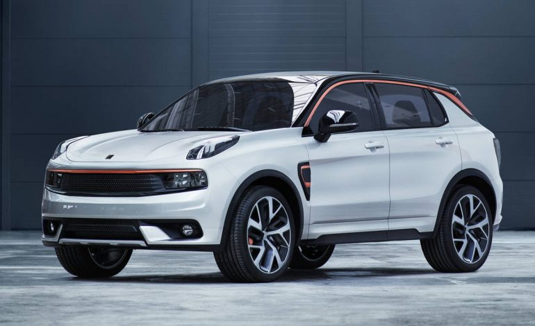 Meet Lynk&Co – A Connected Car From China
