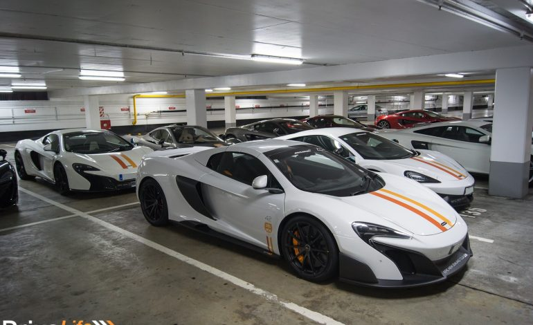 McLaren's Tour of New Zealand Hits Wellington