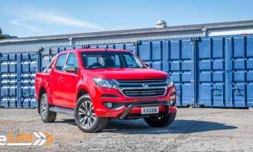2017 Holden Colorado LTZ - Car Review - Local Contender?