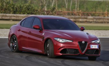 Press Release: Alfa Romeo Giulia - the most beautiful car in the world
