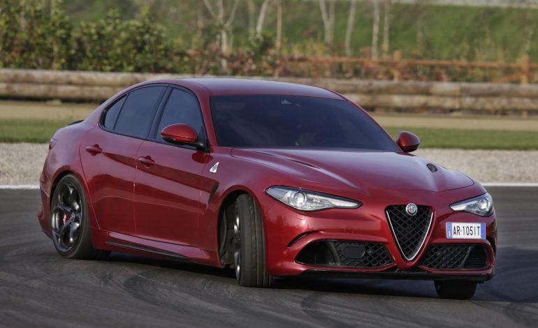 Press Release: Alfa Romeo Giulia – the most beautiful car in the world