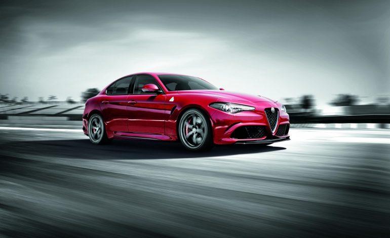 Press Release: Top Gear picks the Alfa Romeo Giulia as the best car of 2016