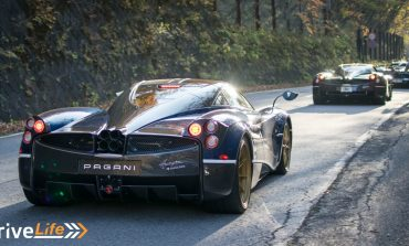 Pagani Touge Drive Japan - Part 2: Let's Go Nikko
