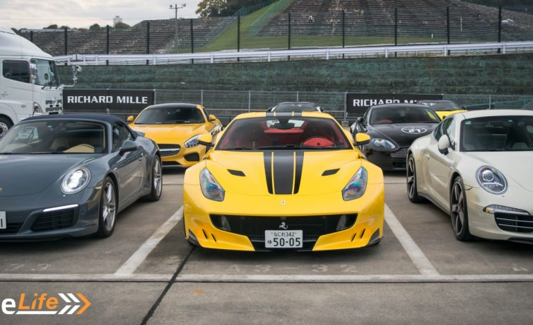 GALLERY: Hunting For Supercars At Suzuka Sound of Engine 2016