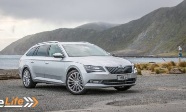 2016 Skoda Superb Wagon - Car Review - A 206kW Sleeper Wagon