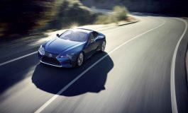 Press Release : Lexus LC 500h – The Revolutionary Hybrid