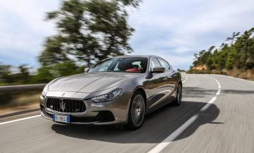 Press Release: More power, technology and exclusivity for Maserati Ghibli in 2017