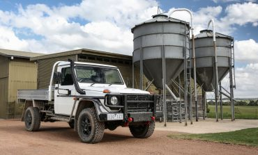 Press Release : Mercedes-Benz G-Professional Cab Chassis is now on sale in New Zealand