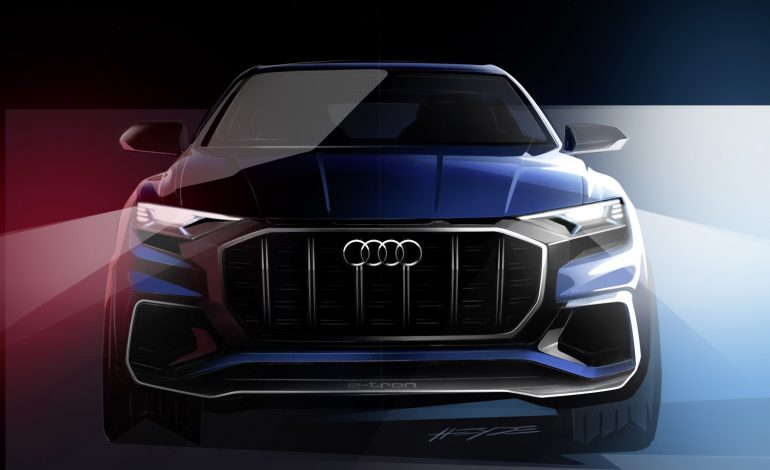 Press Release: Audi Q8 concept premieres in Detroit