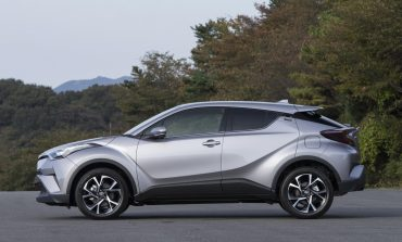 Press Release: Toyota's C-HR to shake up compact SUV market