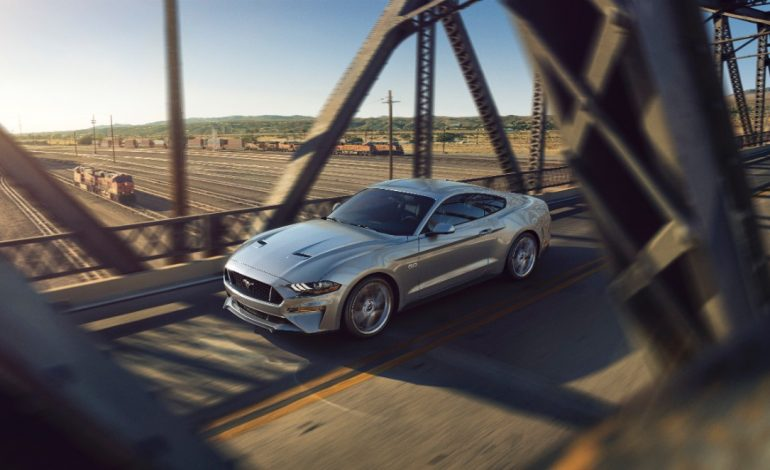 Press Release: New Ford Mustang offers sleeker design, more advanced technology and improved performance