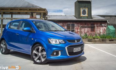 Holden Barina and Trax Launch Event Auckland