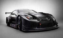 Press Release : Lexus Expands Motorsport Involvement in 2017
