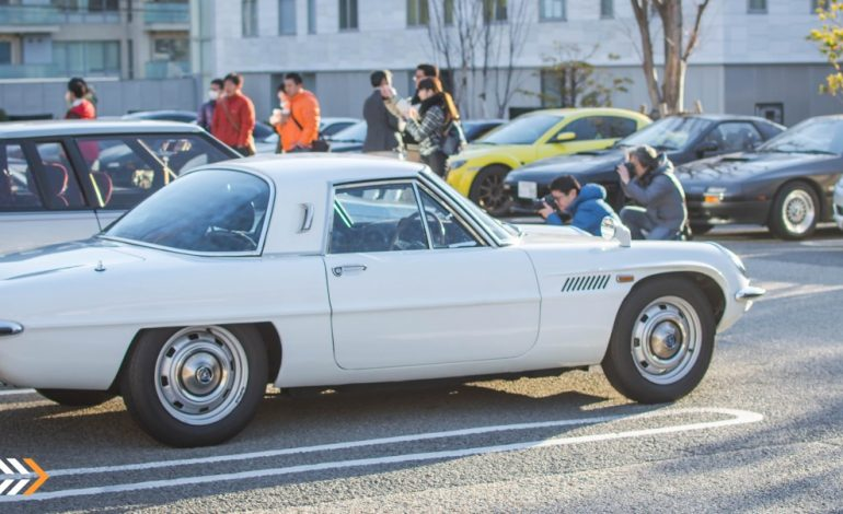 Daikanyama February 2017 Morning Cruise - Rotaries In The Morning