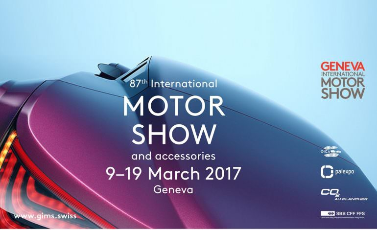 2017 Geneva International Motor Show – More Supercars, Less SUVs
