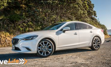 2017 Mazda 6 Limited Sedan - Car Review - Comfortable Cruiser